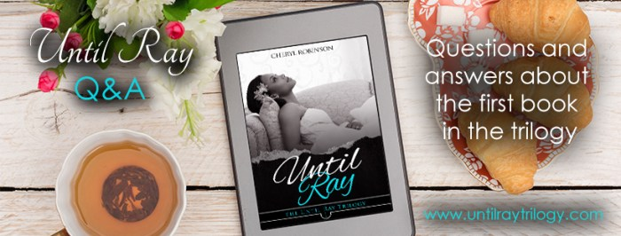 Until Ray by Cheryl Robinson