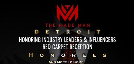 The Made Man Honors African-American Male Leaders in Detroit