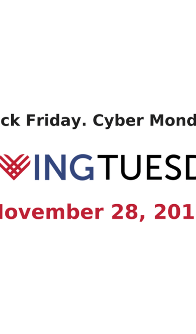 14 Ways You Can Give Back on #GivingTuesday