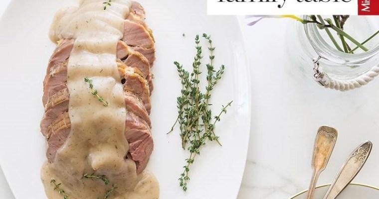 Thanksgiving Recipe: Sous-Vide Lemon-Herb Turkey