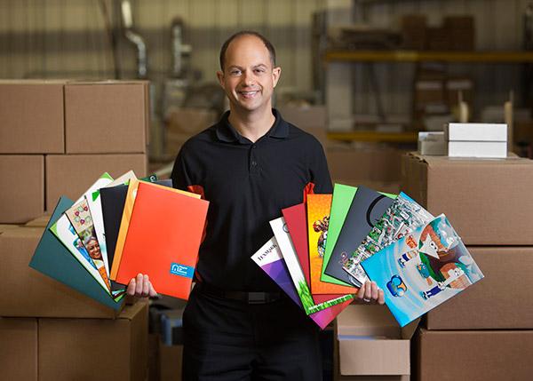 Company Folders Pontiac