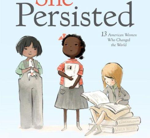 18 Inspiring Children's Books About Strong GIrls & Women