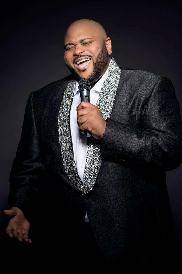 Ruben Studdard Sings Luther