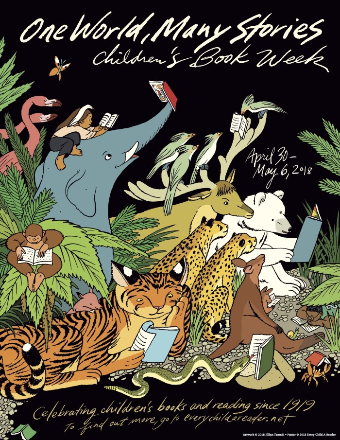 Children's Book Week 2018
