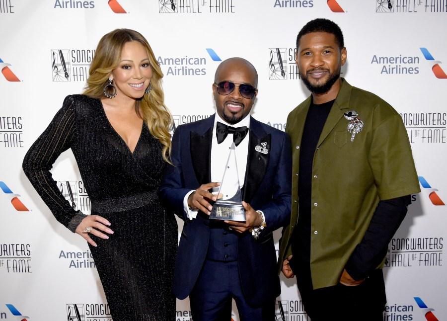 Mariah Carey; Jermaine Dupri; Usher Raymond