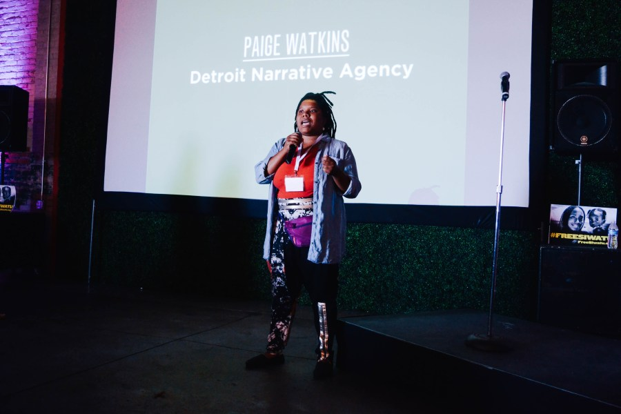 Detroit Narrative Agency