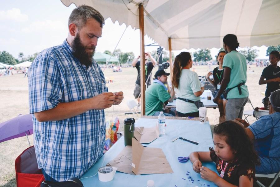 2018 Detroit Kite Festival