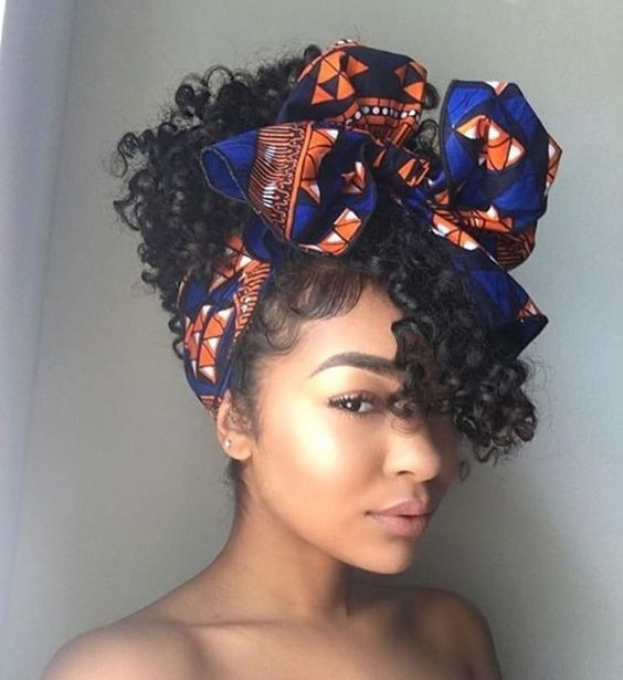 Researching headwrap style ideas on Pinterest is a great way to learn more unique headwrap styles!