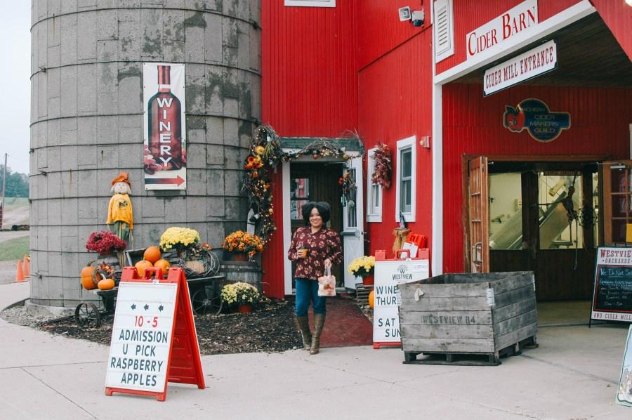 Westview Orchards Michigan Metro Detroit Cider Mill