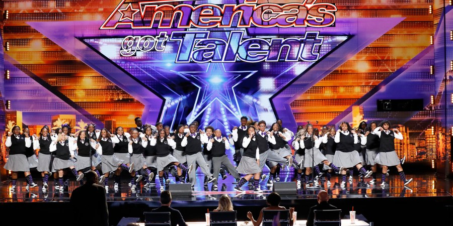 Detroit Youth Choir is Headed to America's Got Talent Finals