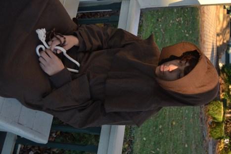 Adult Monk Halloween Costume