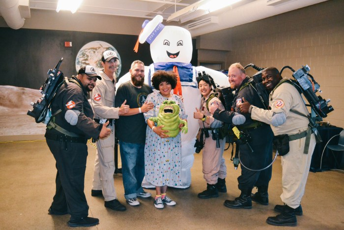 Ghost Busters Halloween Costume Ideas