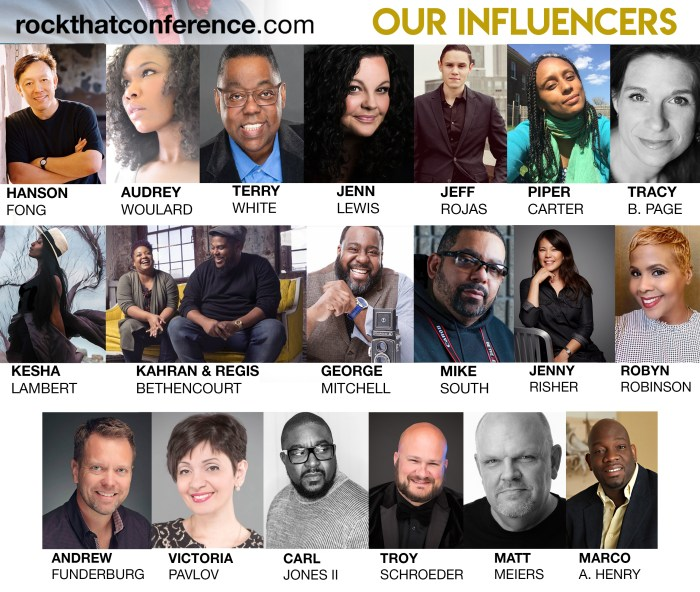 ROCK THAT Photography Conference and Trade Show