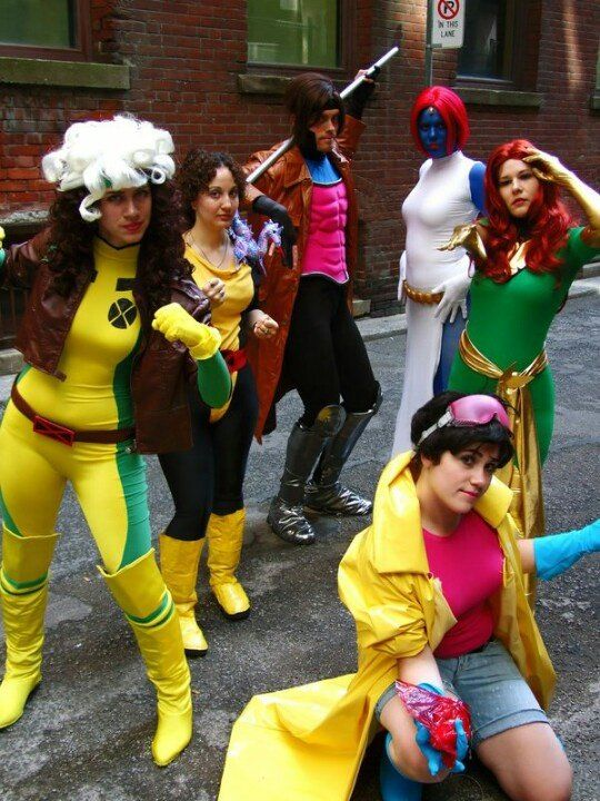 X-Men Halloween Costume Ideas