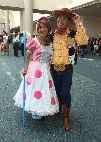 Toy Story Halloween Costume Ideas