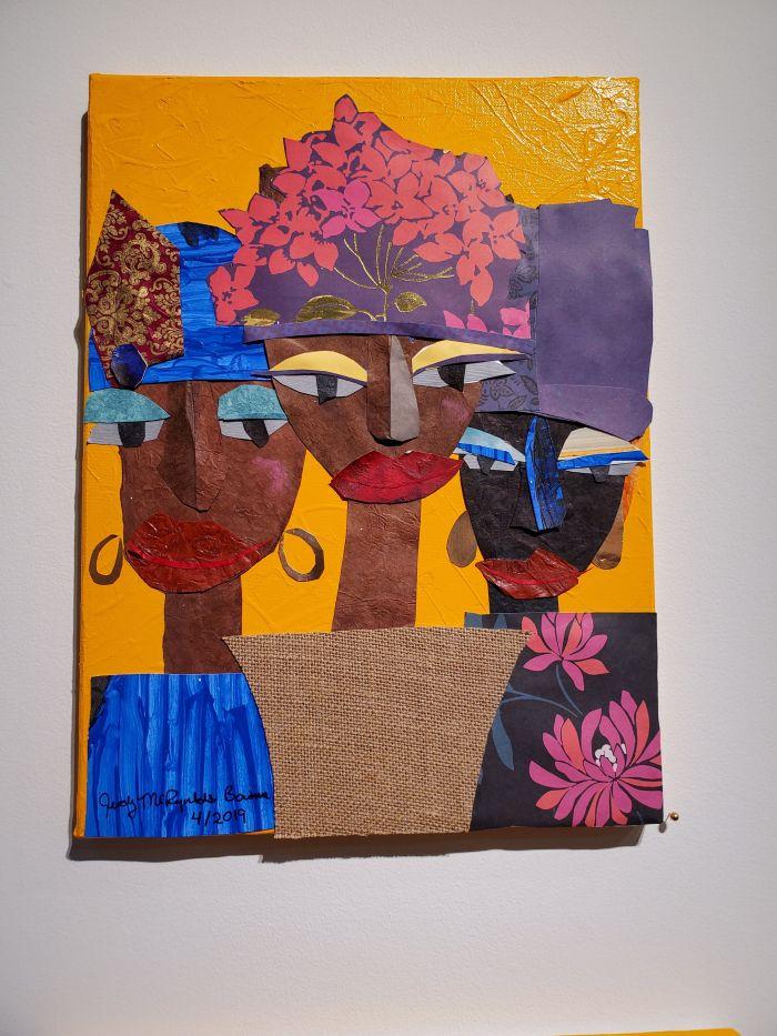 Judy Bowman Detroit Artist