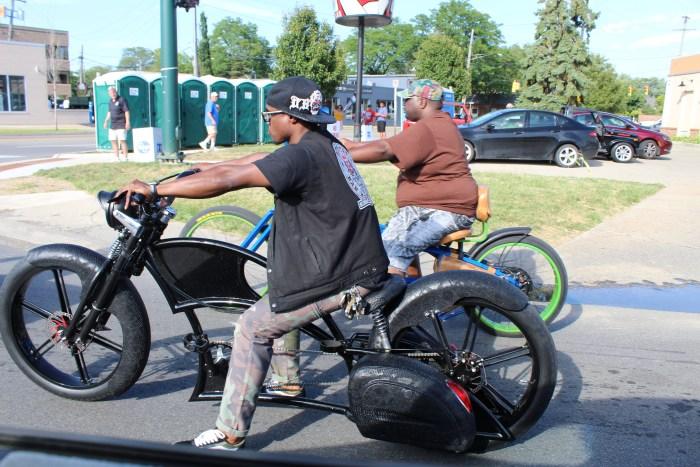 Detroit bike life