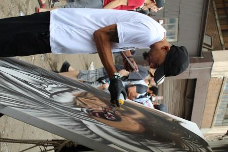 Sintex Detroit Artist