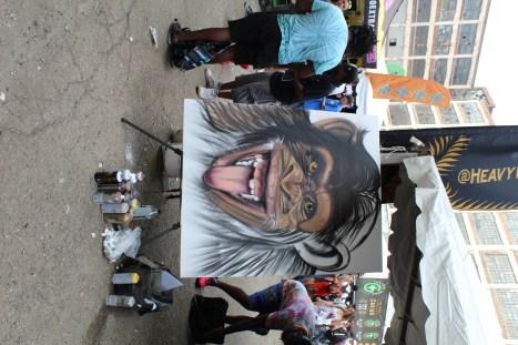 Detroit artist Sintex