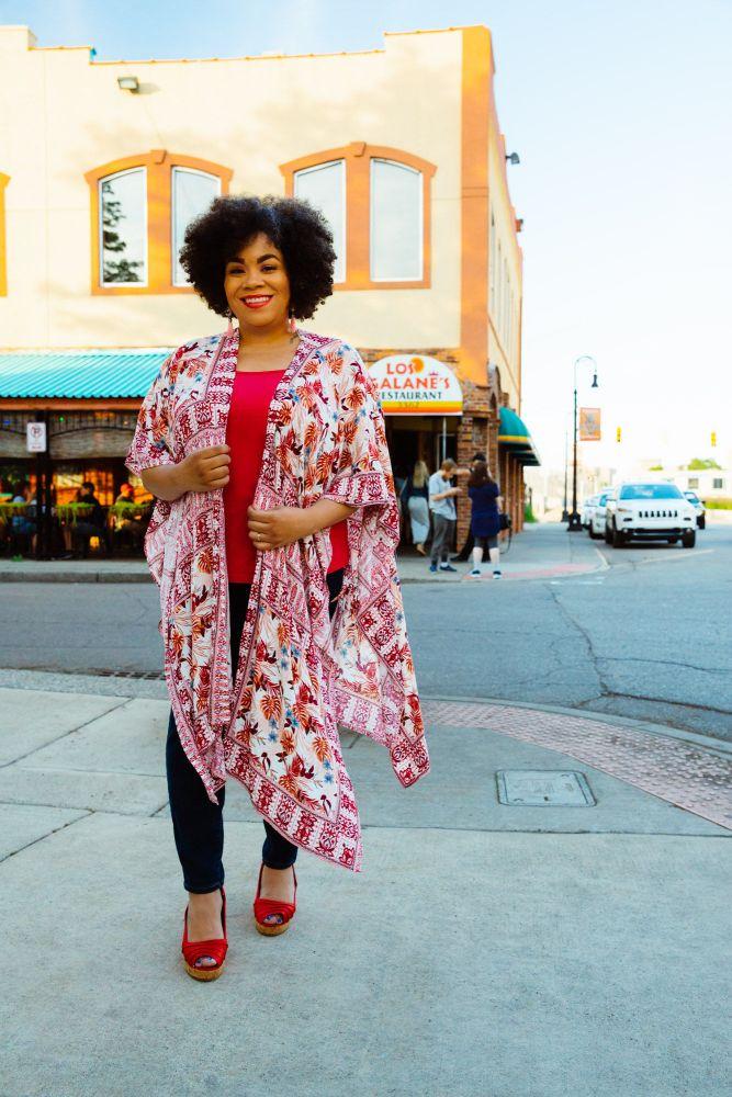 Detroit blogger