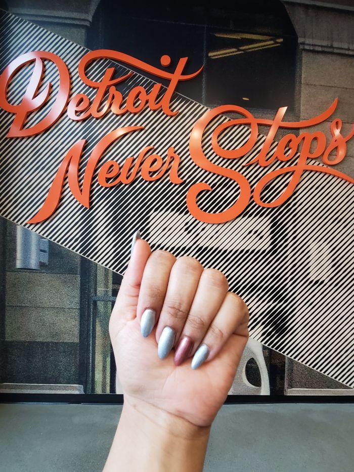 Detroit Never Stops