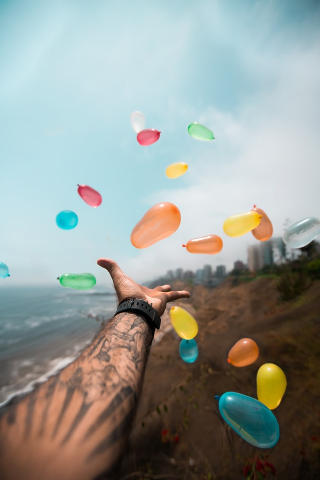 National Water Balloon Day