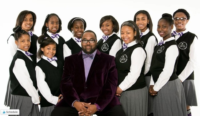 Detroit Youth Choir Anthony White