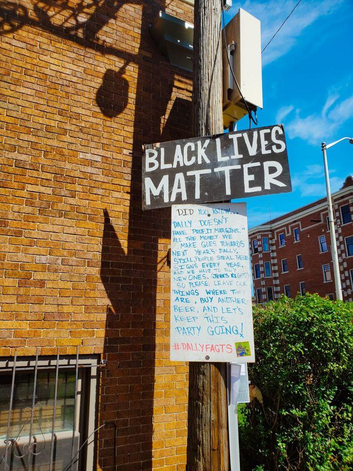 Black Lives Matter Detroit
