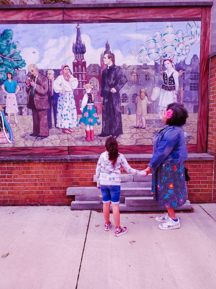 Hamtramck murals Detroit