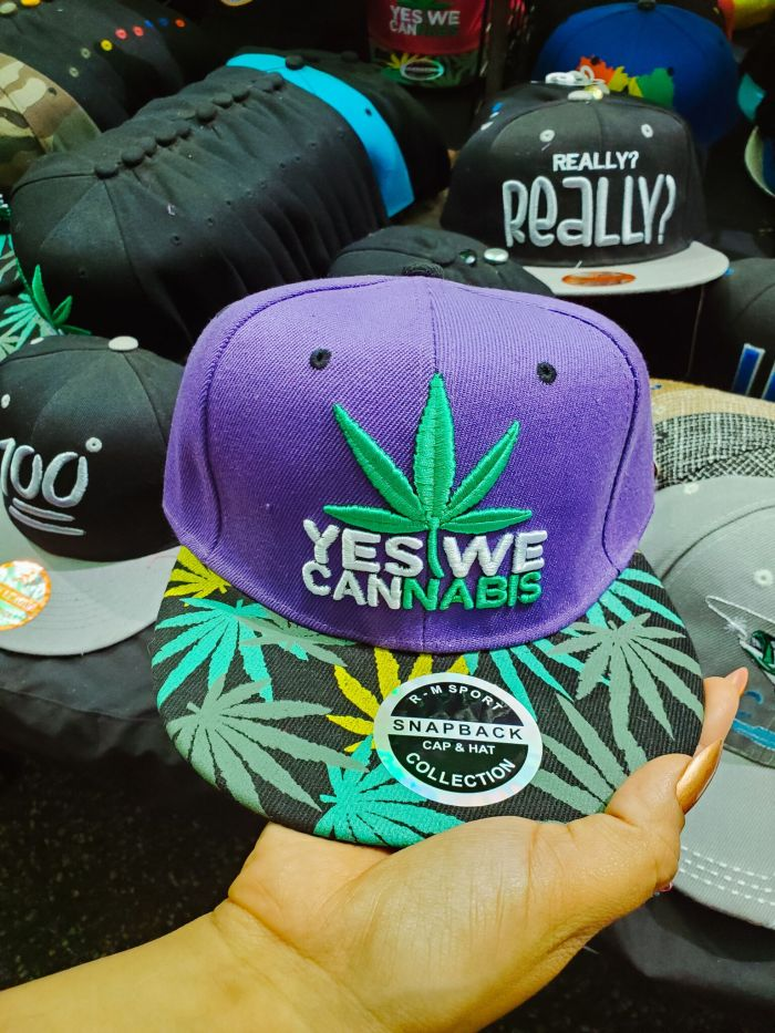 Cannabis clothing