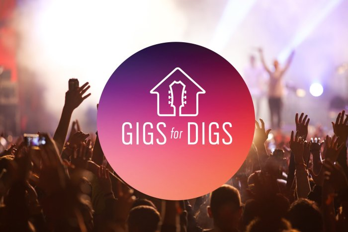 Gigs for Digs