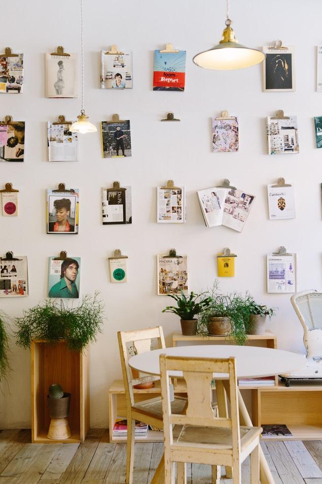 Four Spring Home Decor Ideas