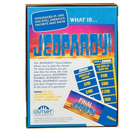JEOPARDY! TRAVEL GAME FOR TEENS