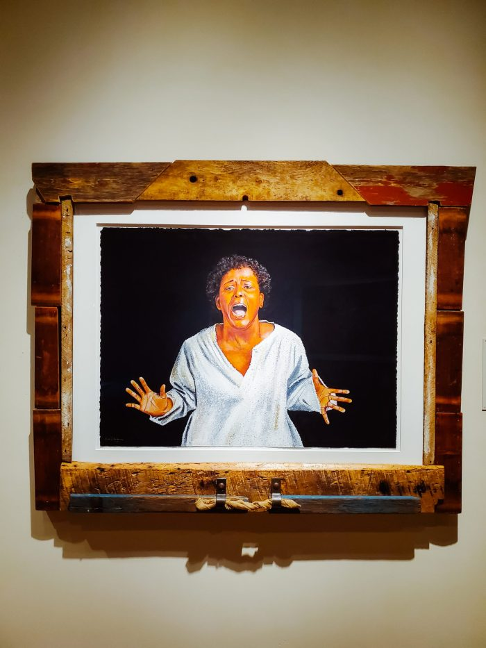 "African American Art: ""Stomp It Down"" (2015) by Aaron F. Henderson"