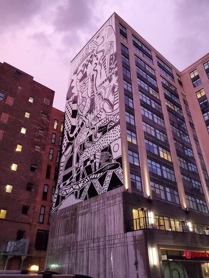 Detroit Mural Art