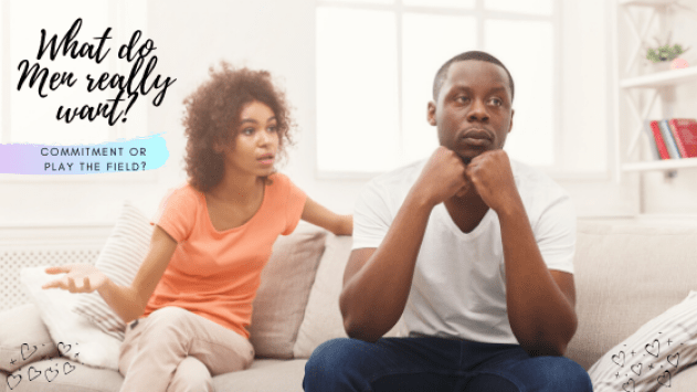 Relationship Advice: What do men really want in a relationship?
