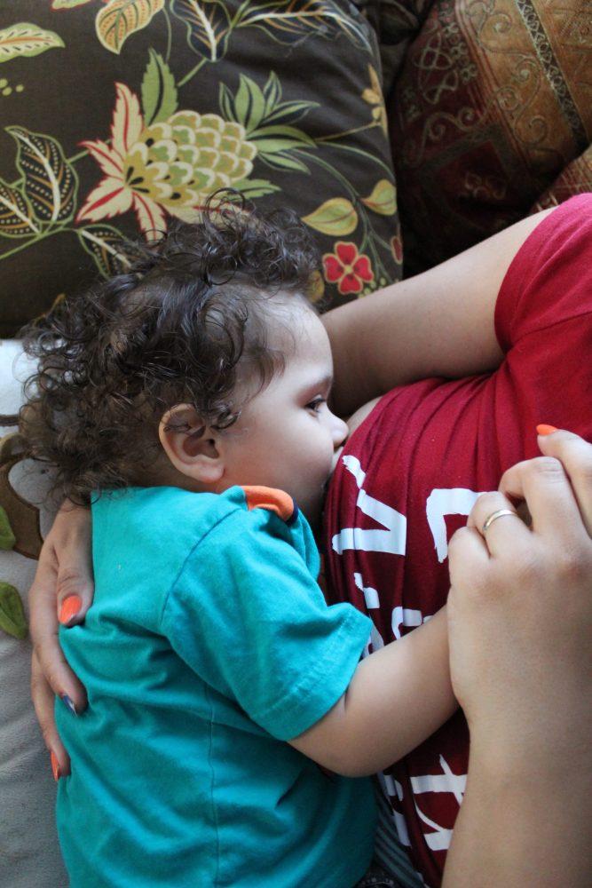 Breastfeeding Toddlers