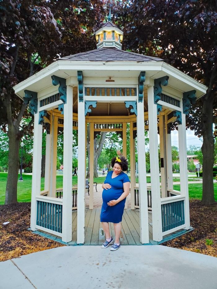 Pregnancy Update: Seven Months Pregnant