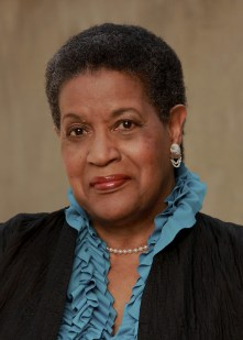 Reena Evers, daughter of Medgar Evers