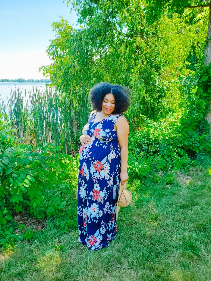 Eight Months Pregnant: Mom of Five Shares Eighth Month Pregnancy