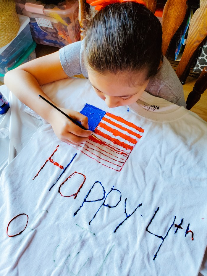 Ten Fun 4th of July Activities | Celebrating 4th of July at Home