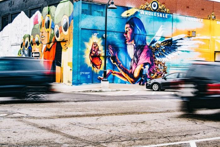 fel3000ft Detroit mural artist