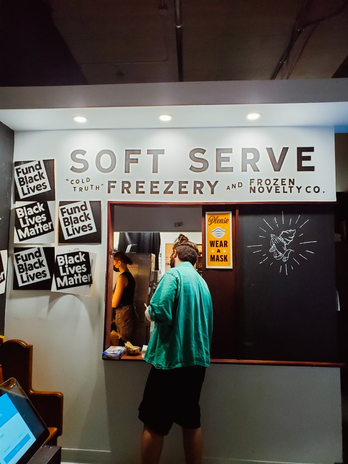 Cold Truth Soft Serve Detroit