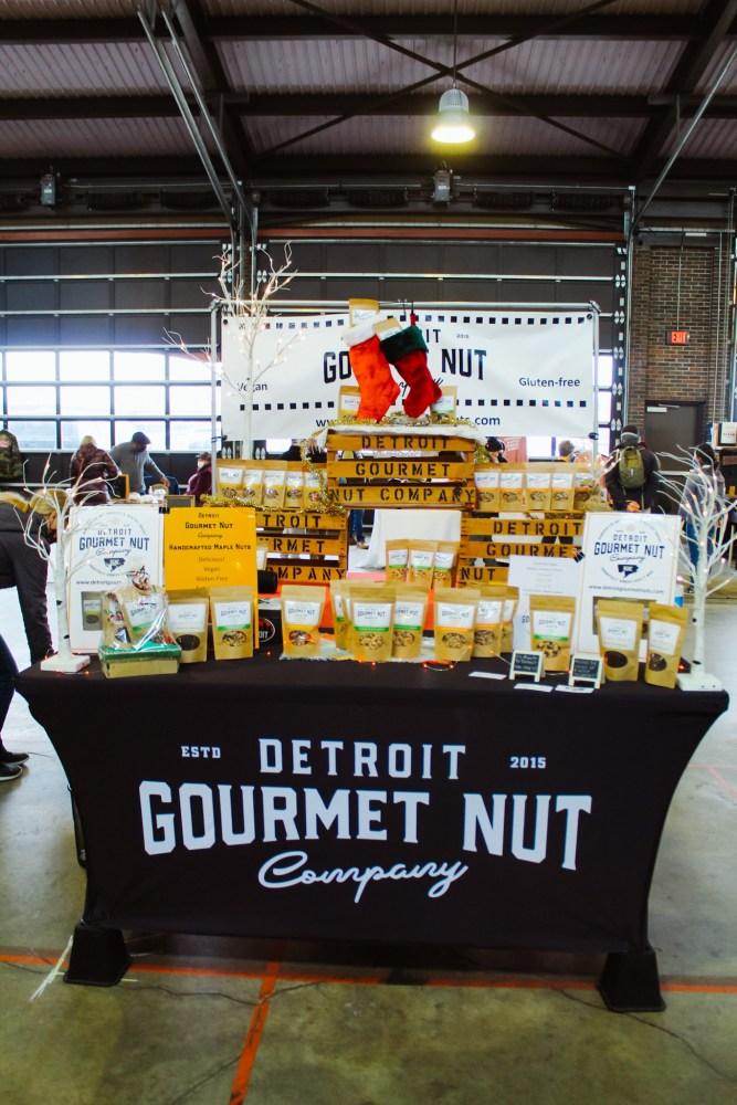 Detroit Gourmet Nut Company