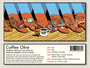 Prairie Coffee Okie