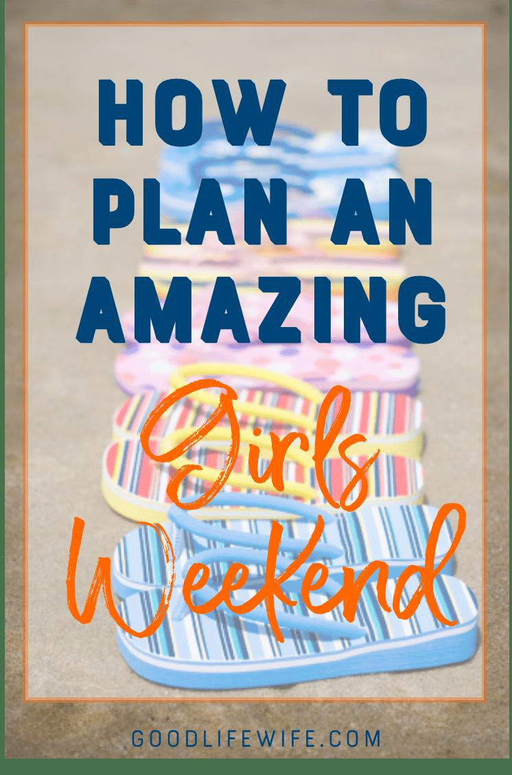 The best weekend plan