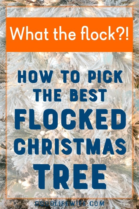 Are you looking for the best flocked Christmas tree? Learn all about how to choose the best one with tips on size, type of tree and type of flocking.