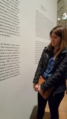 Joan Miro exhibit