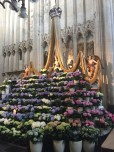 Every 7 years the town of Tongeren crowns the statue of our lady located within the church. This year is that year.
