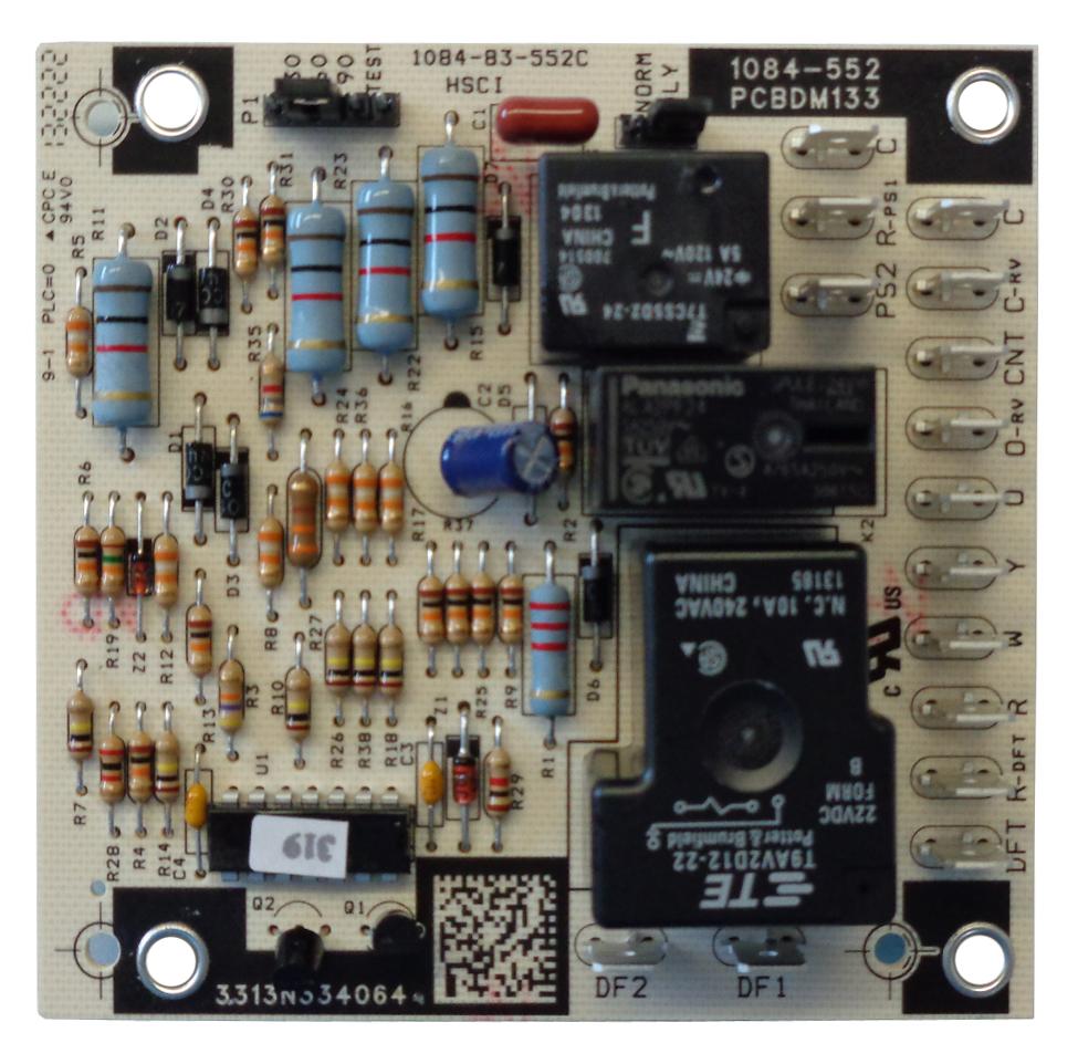 Goodman Amana Janitrol Circuit Boards